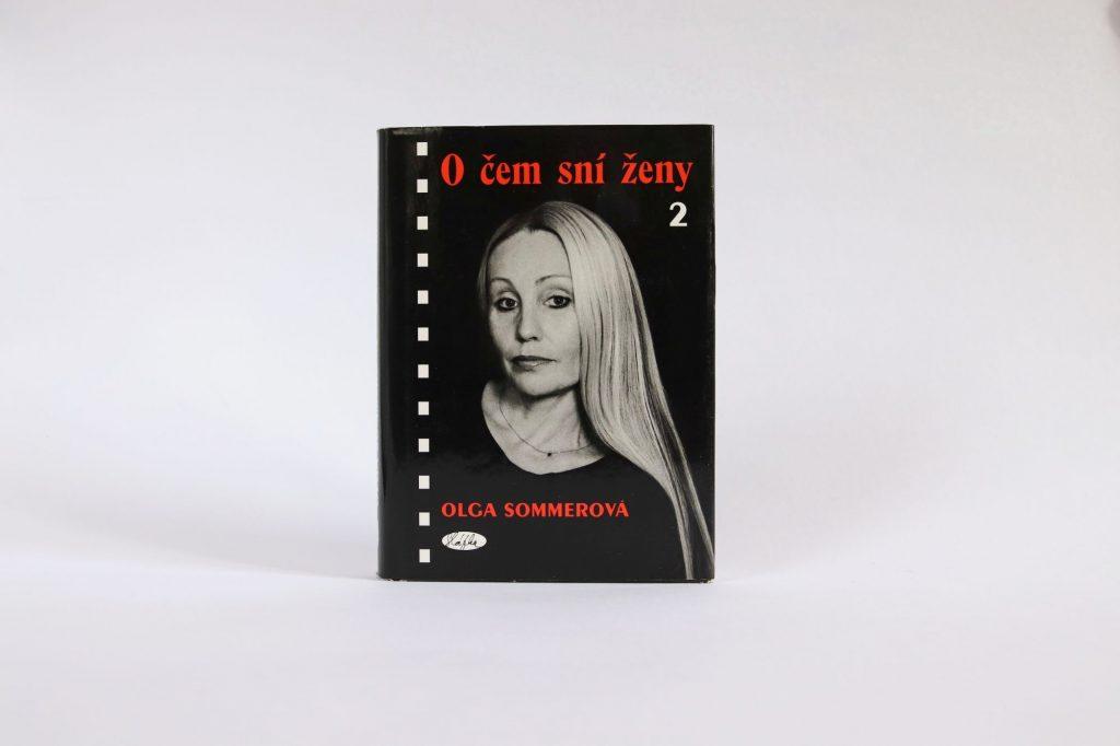kniha Olgy Sommerové: O čem sní ženy 2