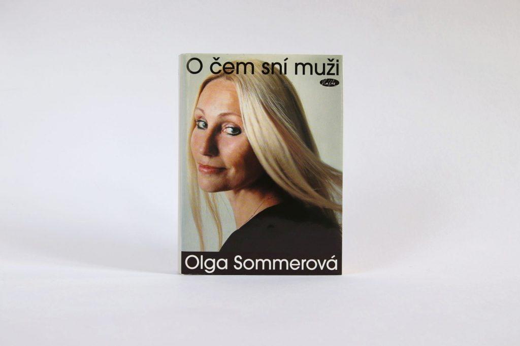 kniha Olgy Sommerové: O čem sní muži