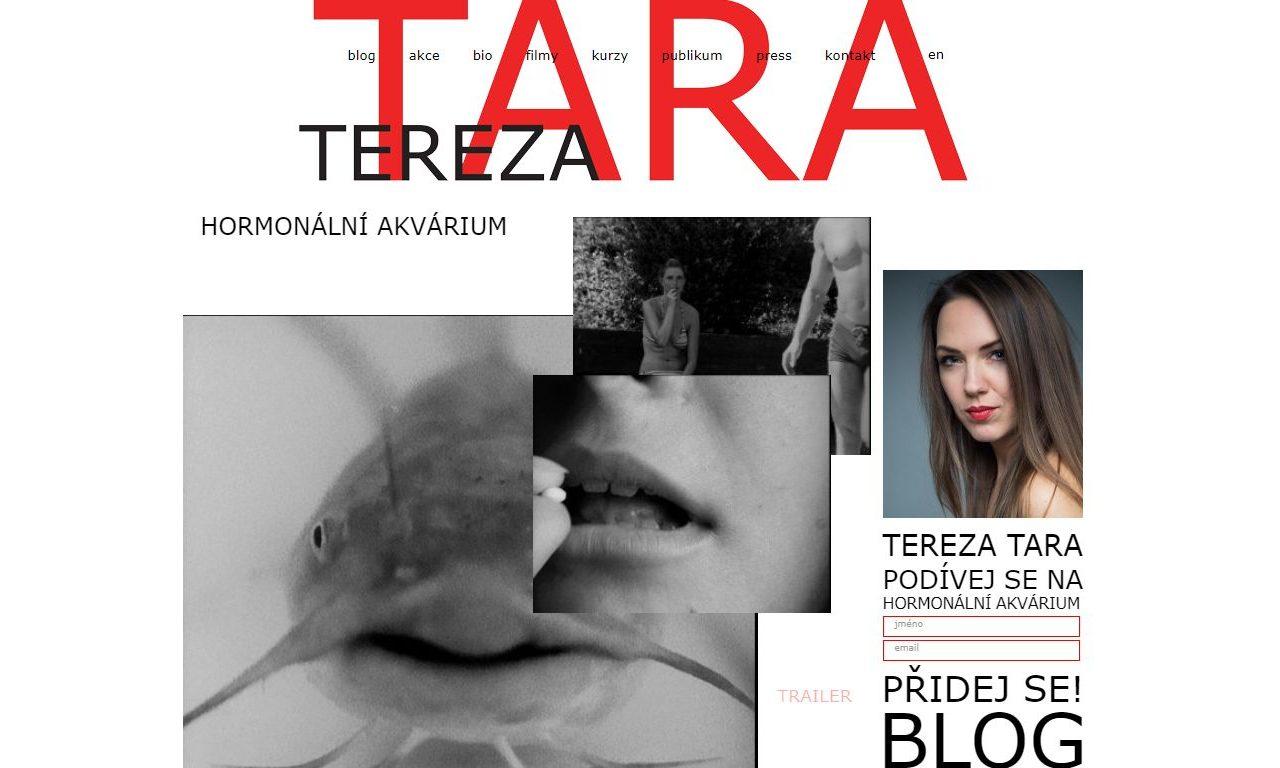 Tereza Tara: Nemůžu se identifikovat s trpící masou, protože ztratím perspektivu